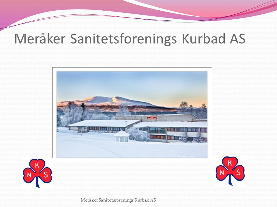 Meråker Sanitetsforenings Kurbad AS