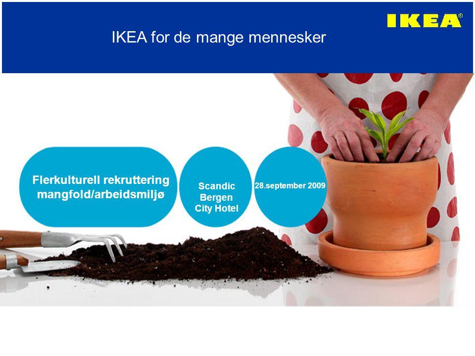 IKEA for de mange mennesker