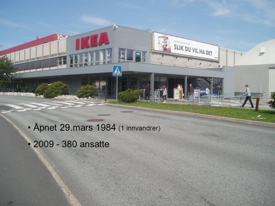 Noen fakta om IKEA Åsane