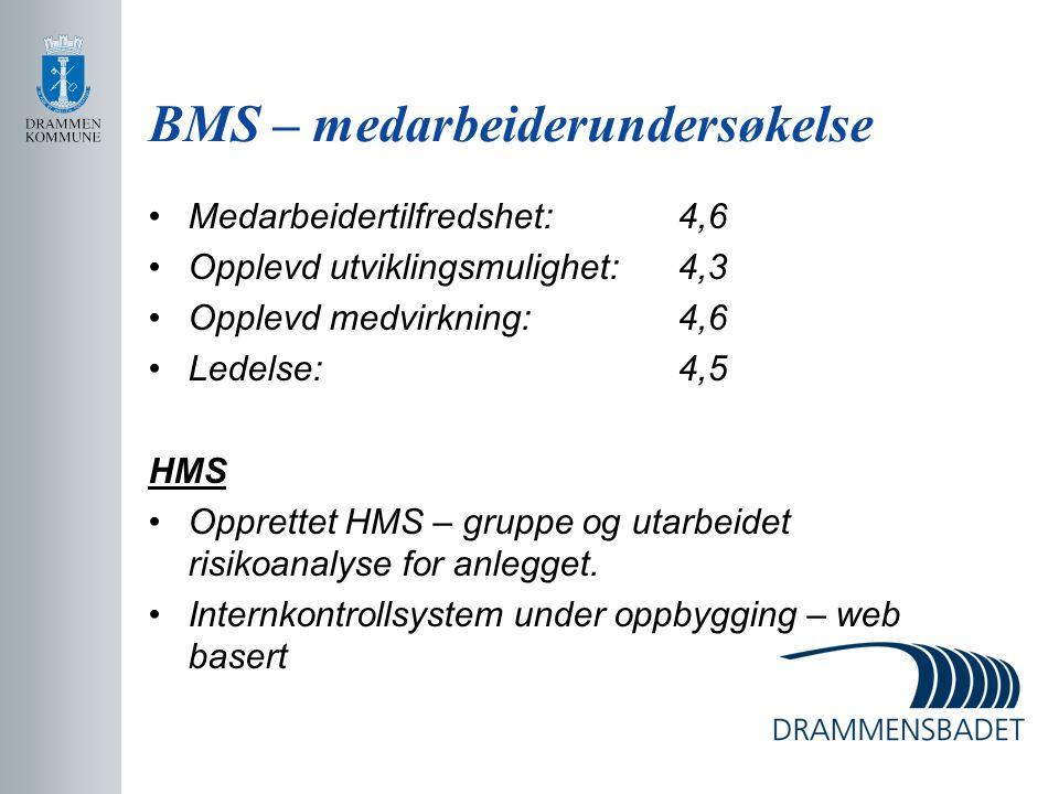 BMS – medarbeiderundersøkelse