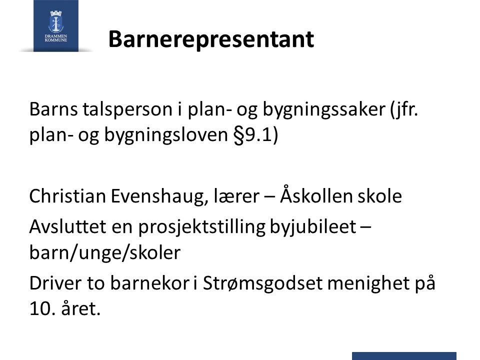 Barnerepresentant