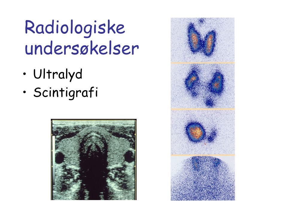 Radiologiske undersøkelser