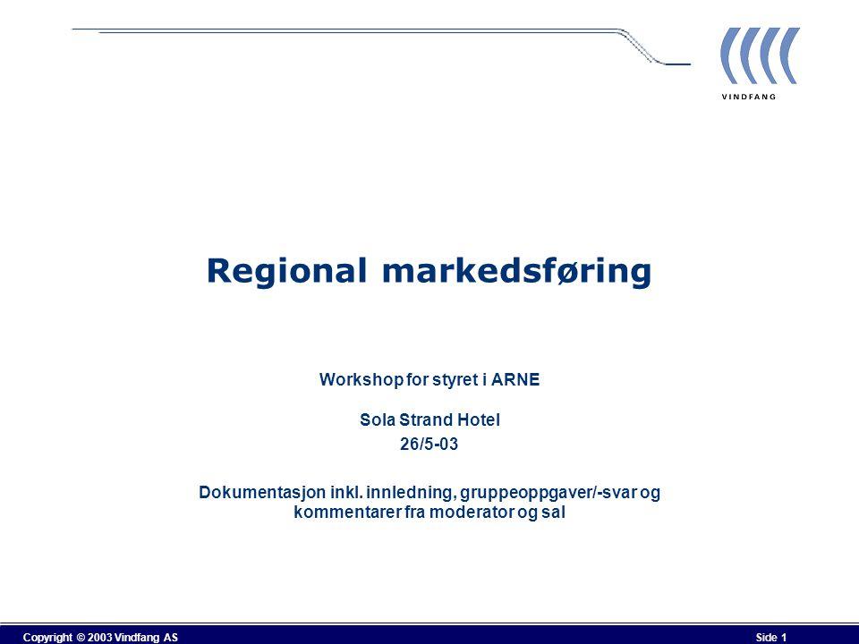Regional markedsføring