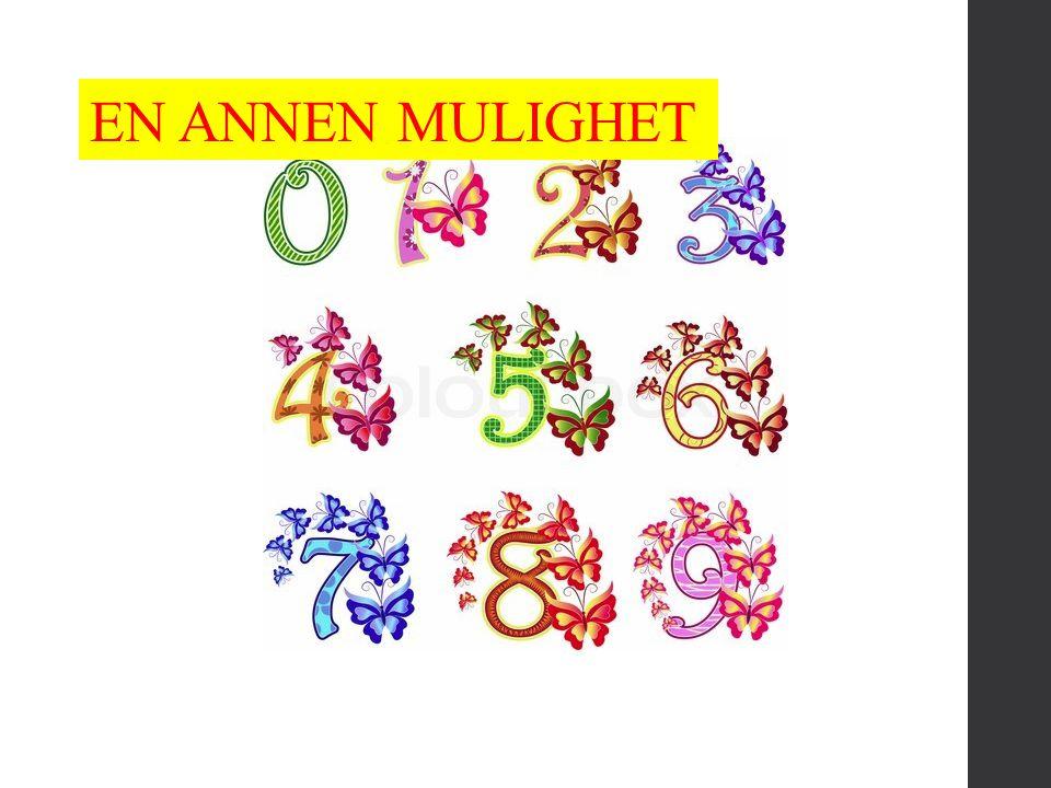 EN ANNEN MULIGHET