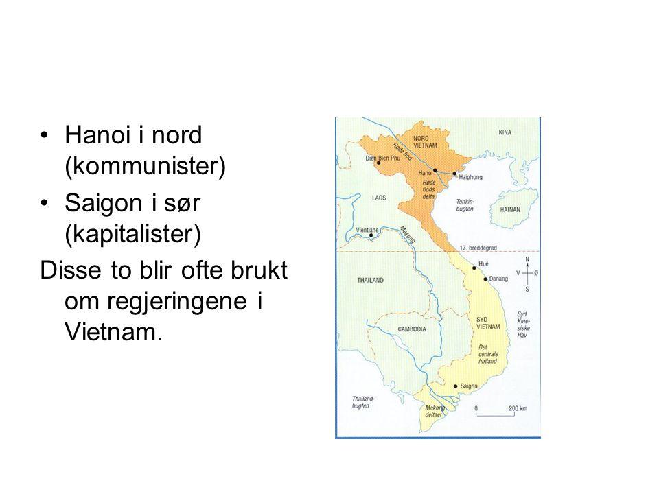Hanoi i nord (kommunister)