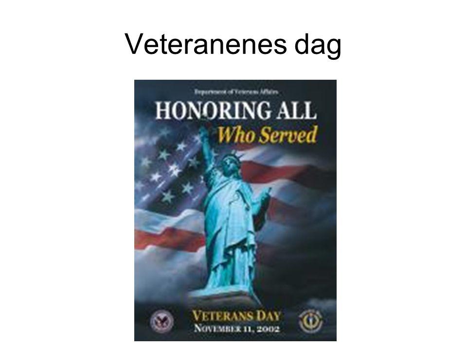 Veteranenes dag