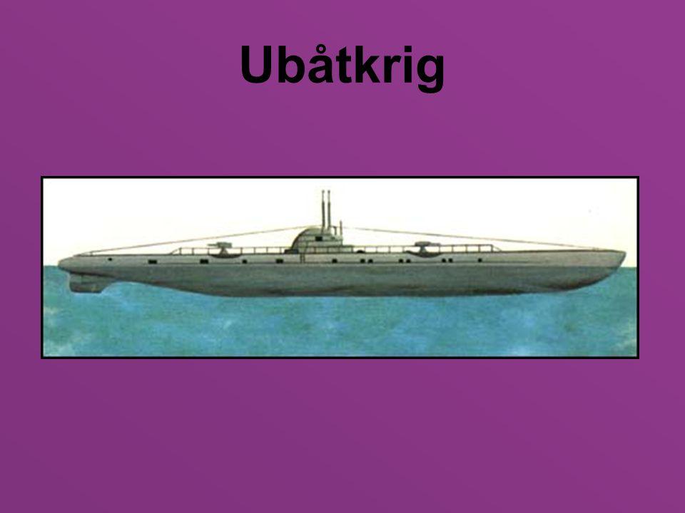 Ubåtkrig