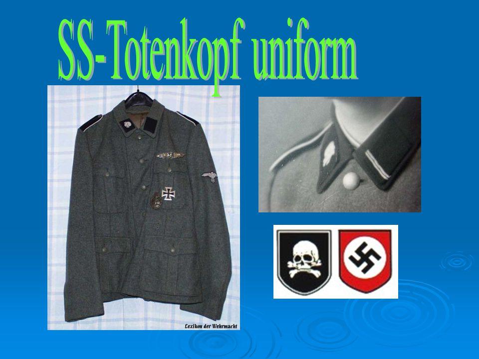 SS-Totenkopf uniform