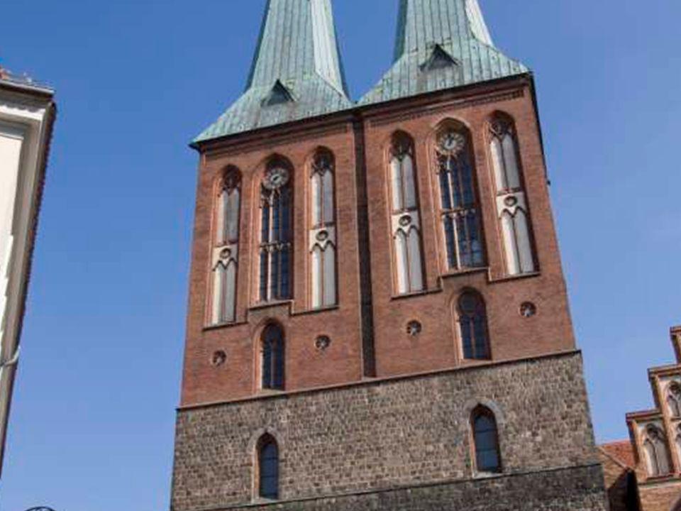 © Colourbox Die Nicolaikirche ist die älteste Kirche Berlins.