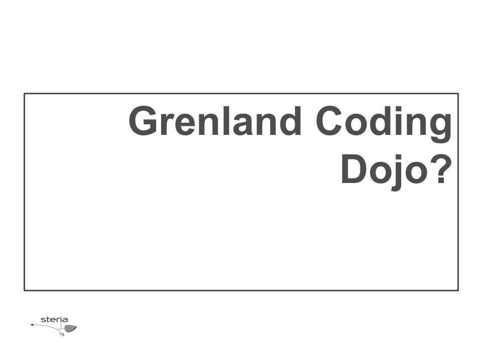 Grenland Coding Dojo