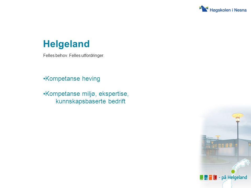 Helgeland Kompetanse heving
