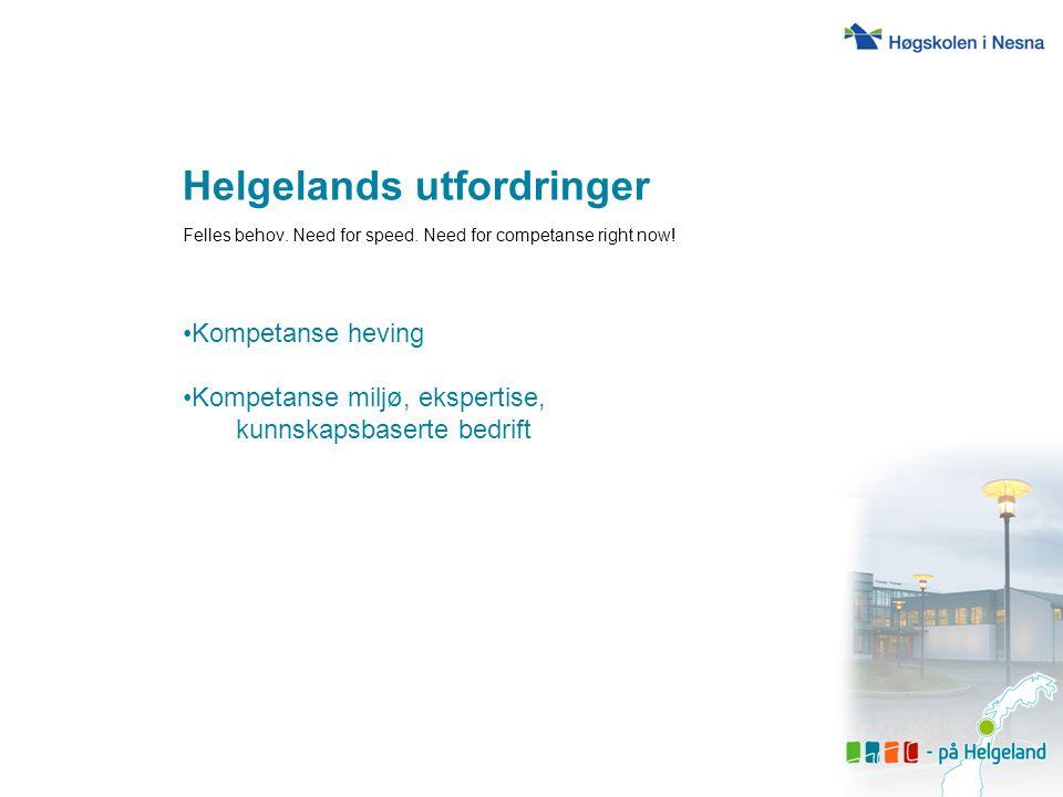 Helgelands utfordringer
