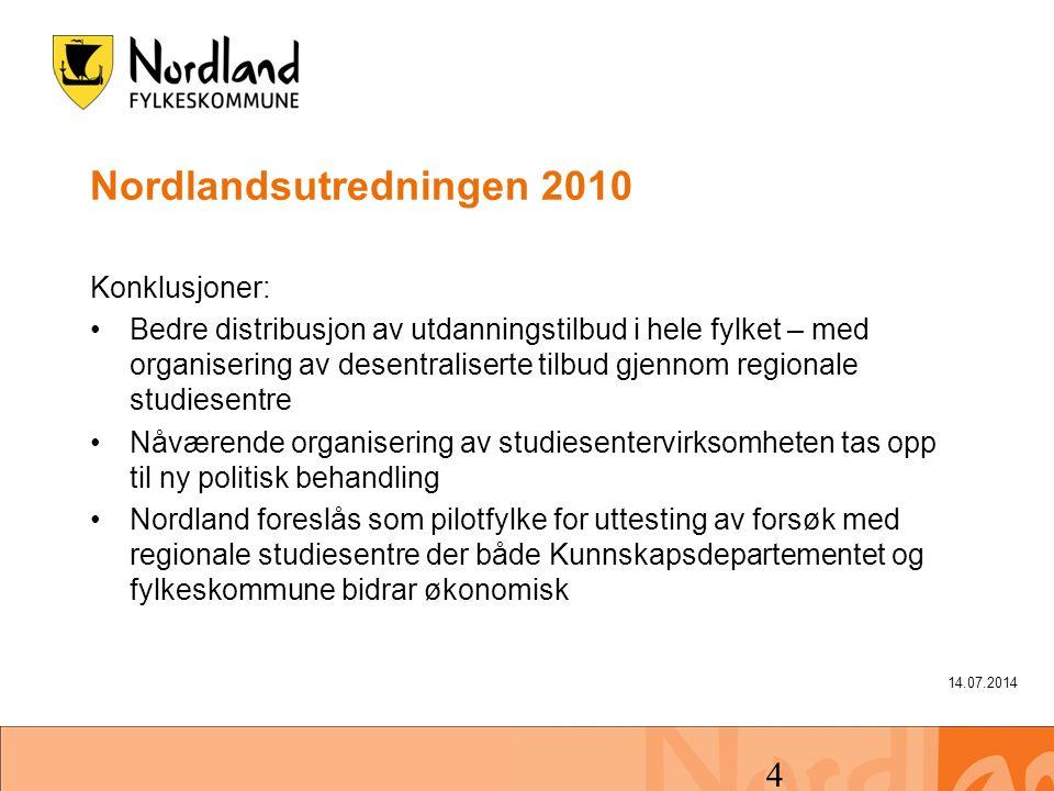 Nordlandsutredningen 2010