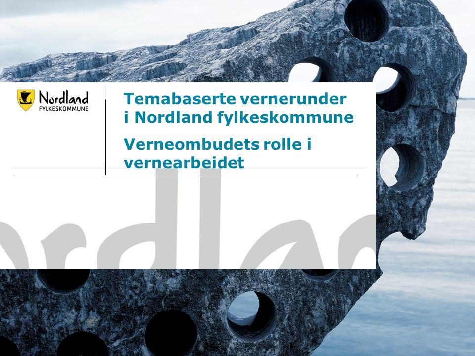 Temabaserte vernerunder i Nordland fylkeskommune