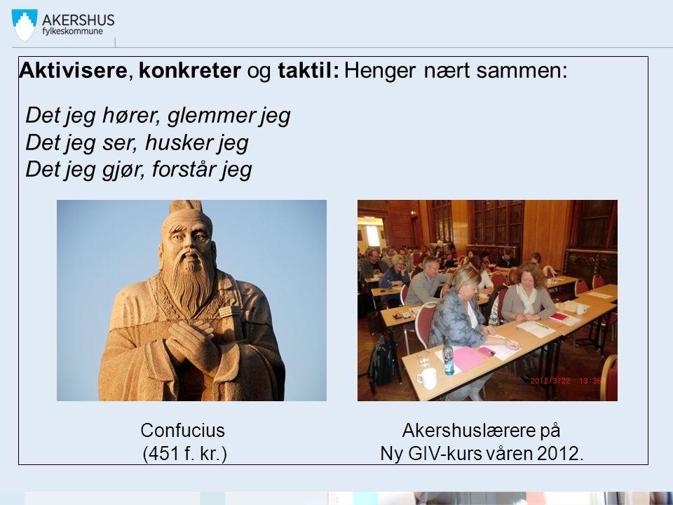Confucius Akershuslærere på