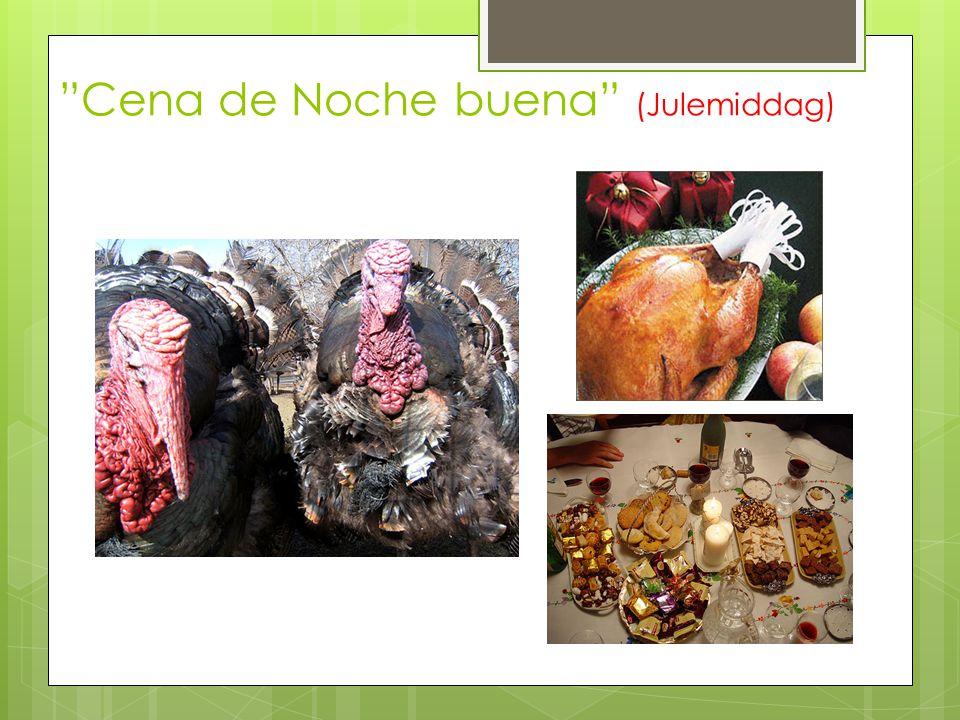 Cena de Noche buena (Julemiddag)