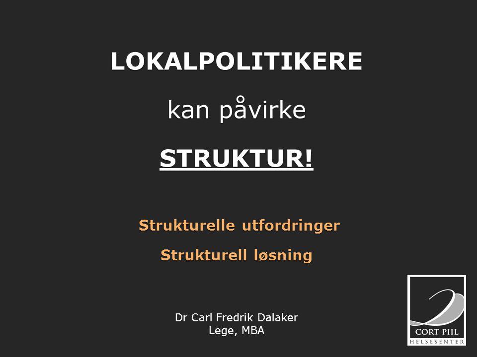 Dr Carl Fredrik Dalaker