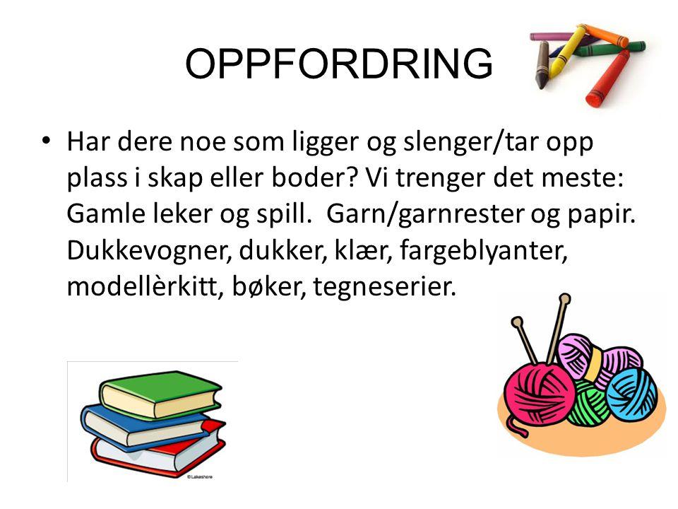 OPPFORDRING