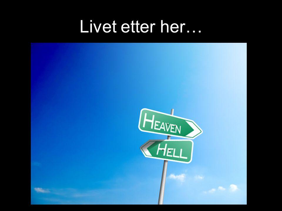 Livet etter her…