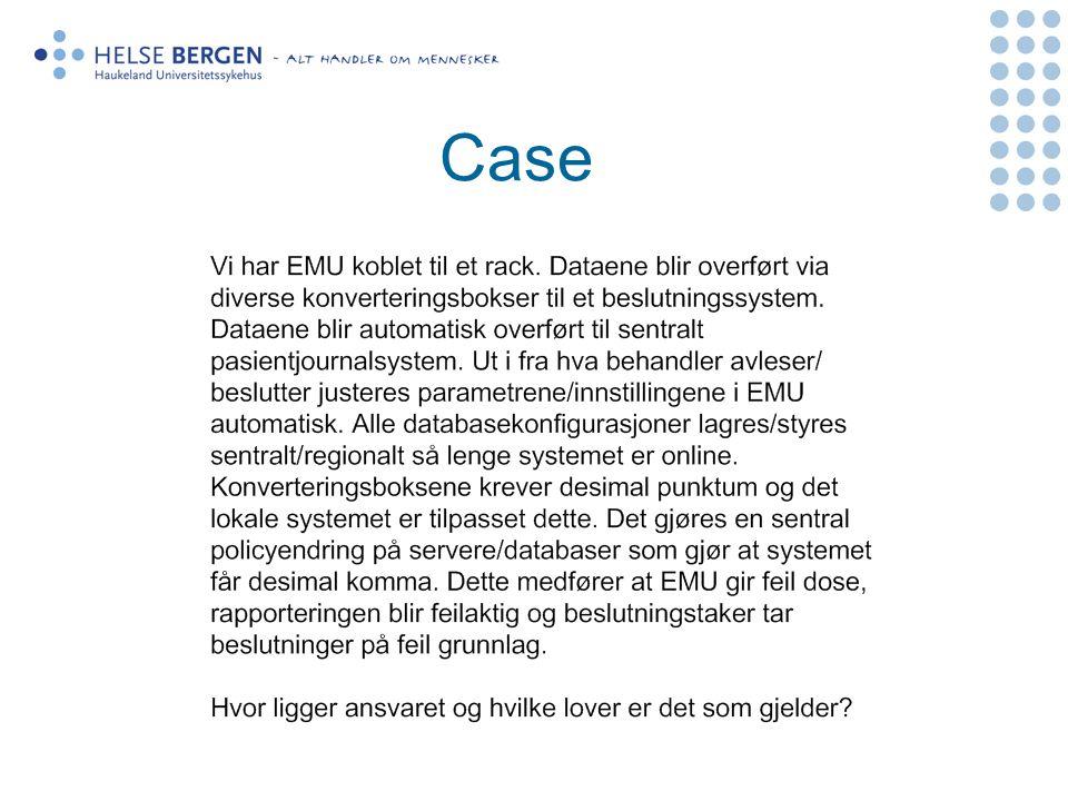 Case ISO/IEC 10646