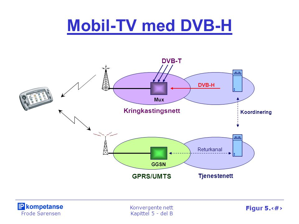 IP-telefoni- operatørnett