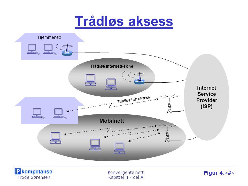 Trådløs Internett-sone Internet Service Provider (ISP)