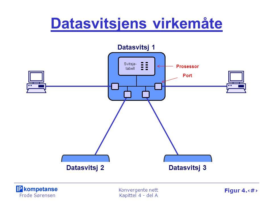 Datasvitsjens virkemåte