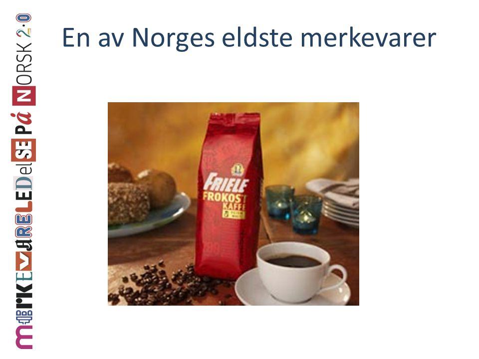 En av Norges eldste merkevarer