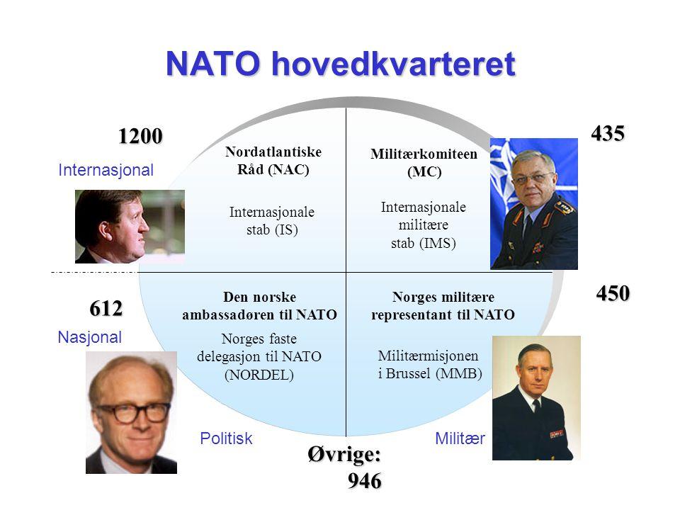 delegasjon til NATO (NORDEL)