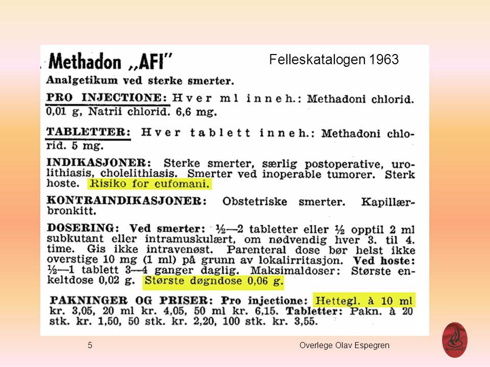 Felleskatalogen 1963 5 Overlege Olav Espegren
