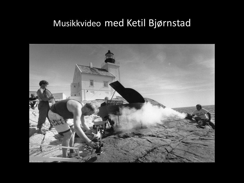 Musikkvideo med Ketil Bjørnstad