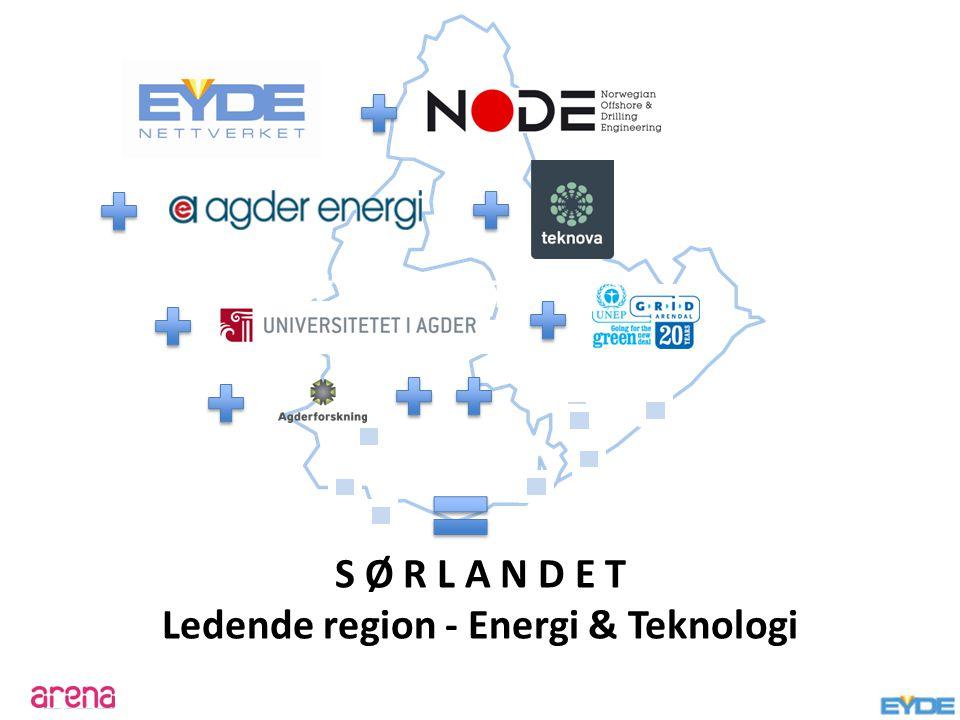 Ledende region - Energi & Teknologi