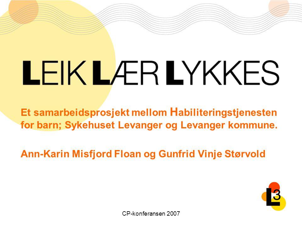 Ann-Karin Misfjord Floan og Gunfrid Vinje Størvold