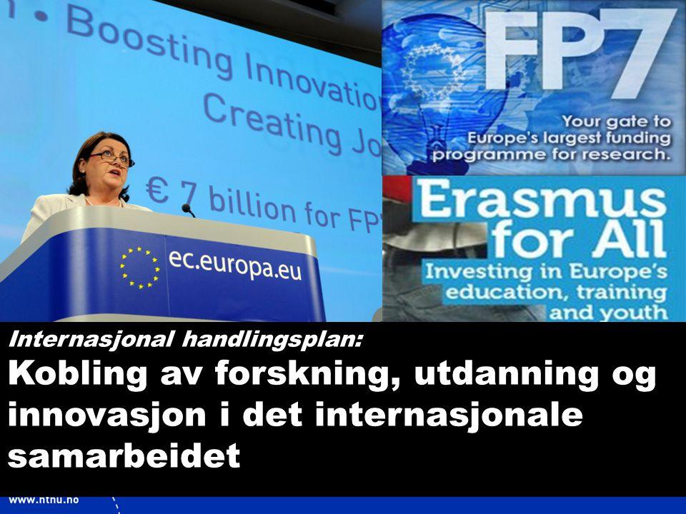 Internasjonal handlingsplan: