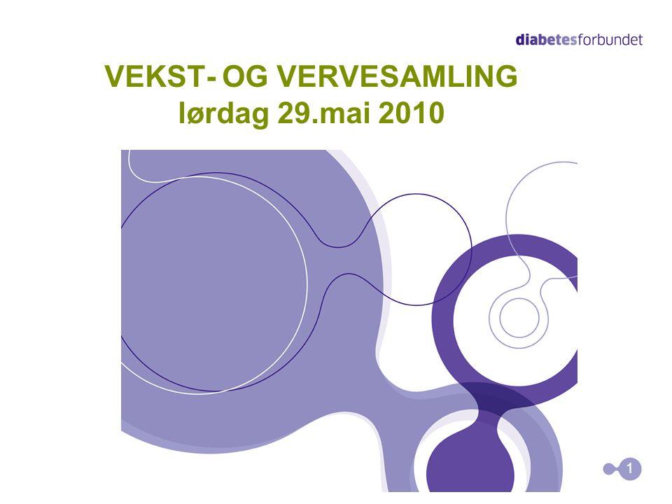 VEKST- OG VERVESAMLING lørdag 29.mai 2010