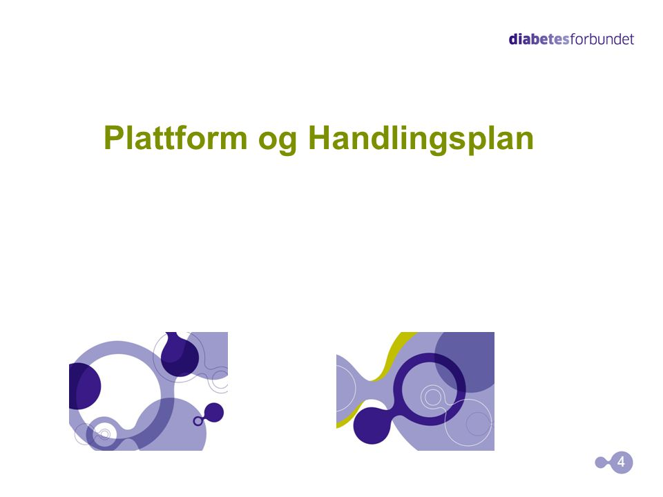 Plattform og Handlingsplan