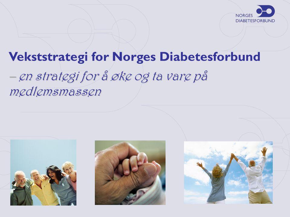 Vekststrategi for Norges Diabetesforbund