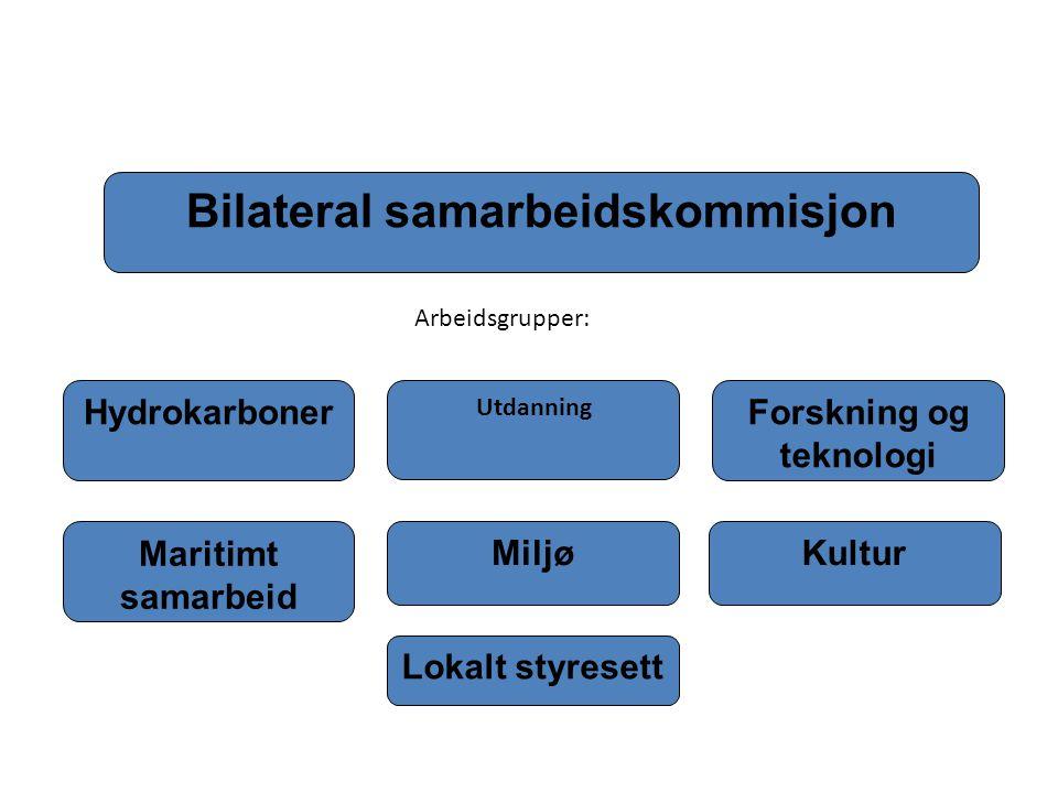 Bilateral samarbeidskommisjon Forskning og teknologi