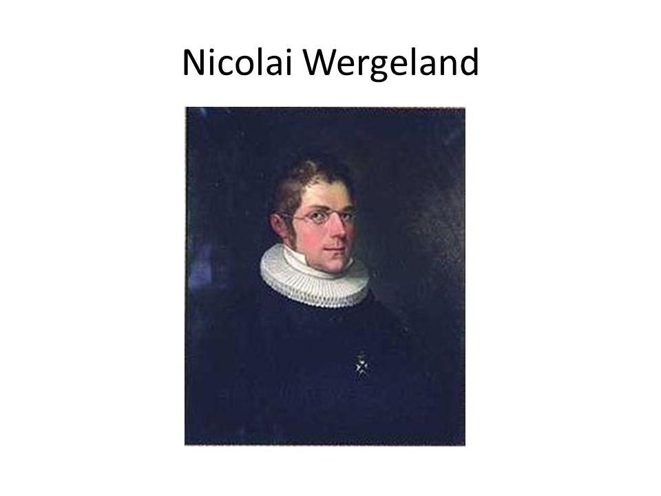 Nicolai Wergeland