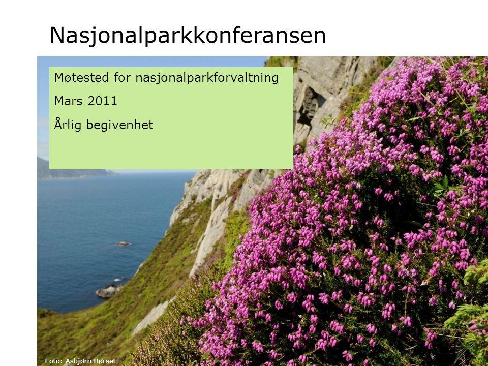 Nasjonalparkkonferansen