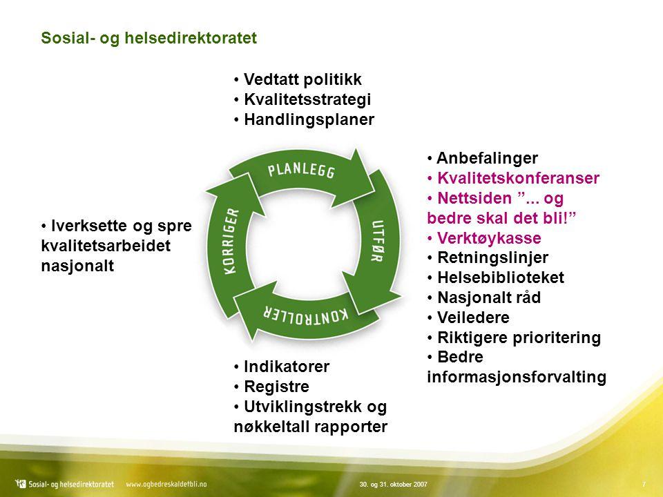 Sosial- og helsedirektoratet