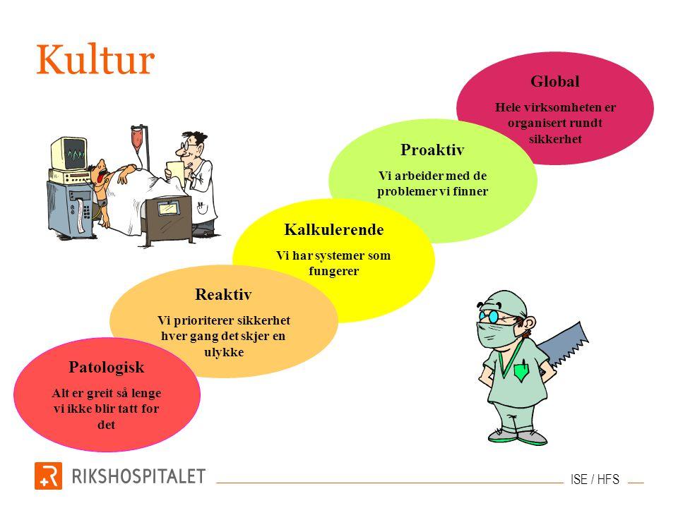 Kultur Global Proaktiv Kalkulerende Reaktiv Patologisk
