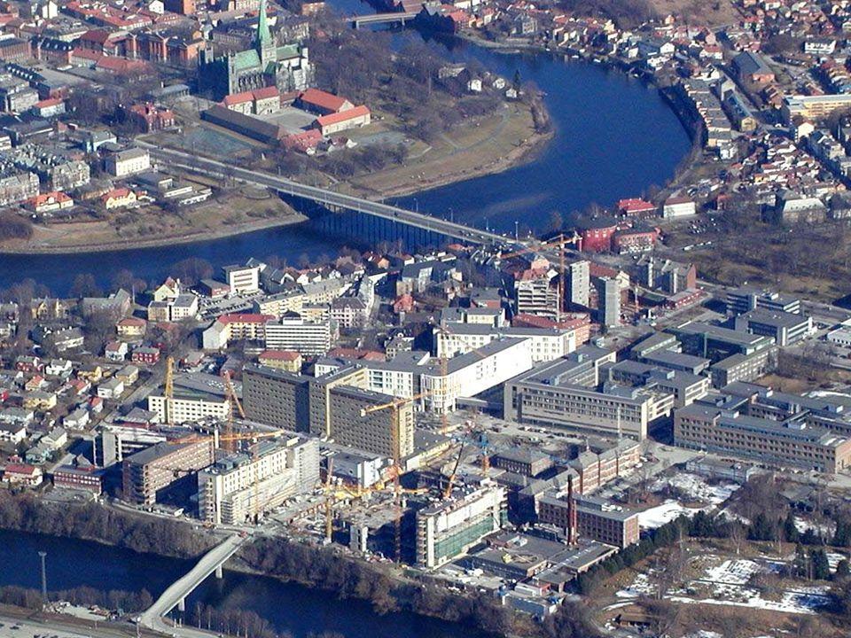 St. Olavs Hospital 04.04.2017 Samhandlingssjef Rolf J. Windspoll