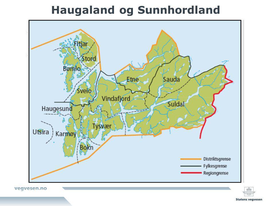Haugaland og Sunnhordland