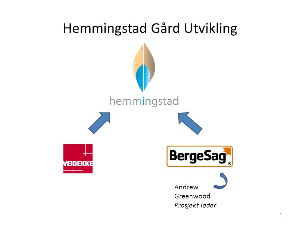 Hemmingstad Gård Utvikling