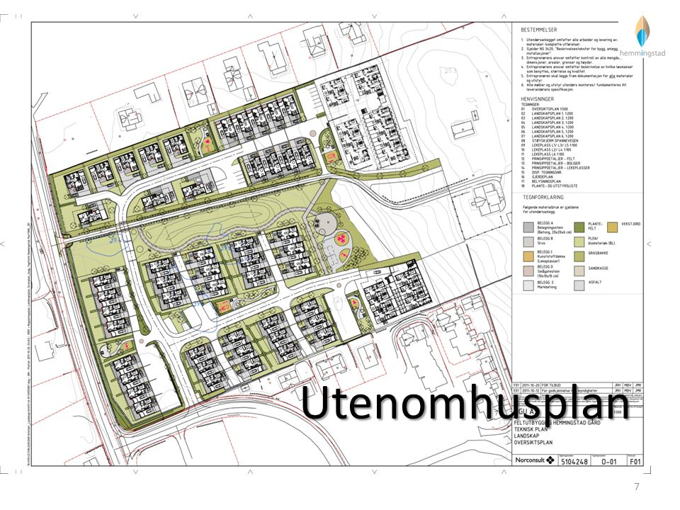 Utenomhusplan