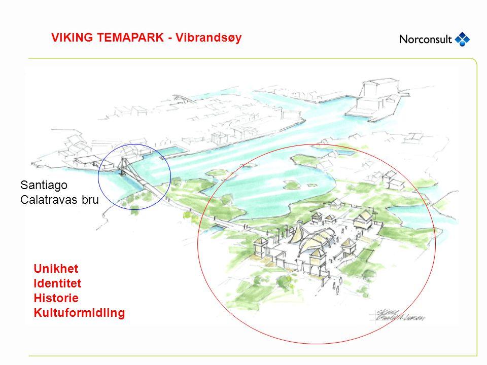 VIKING TEMAPARK - Vibrandsøy