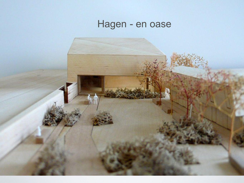 Hagen - en oase