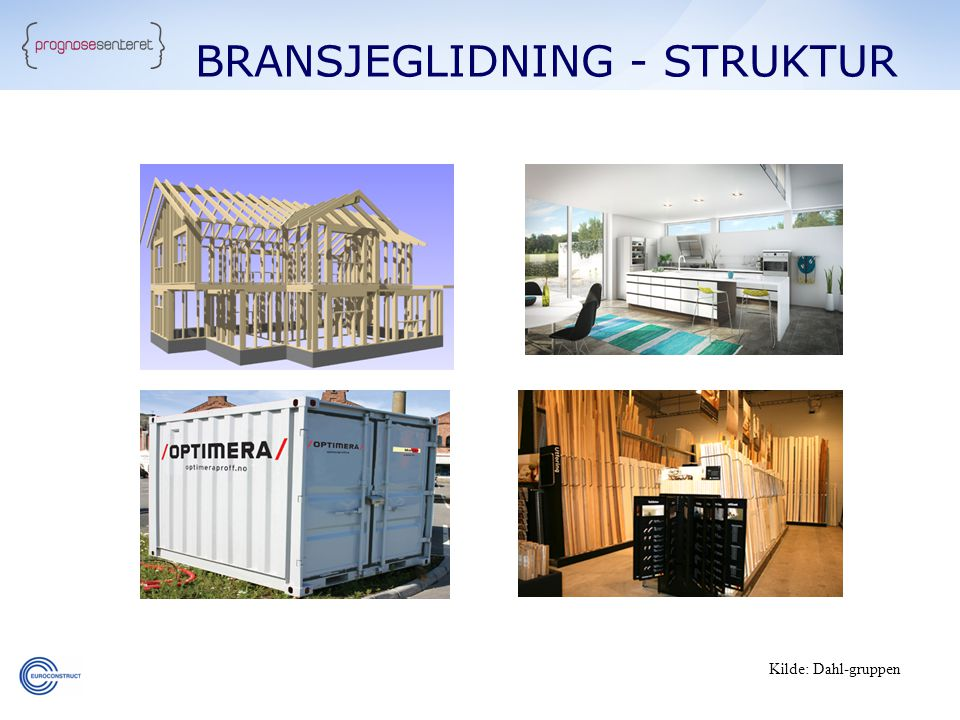 BRANSJEGLIDNING - STRUKTUR