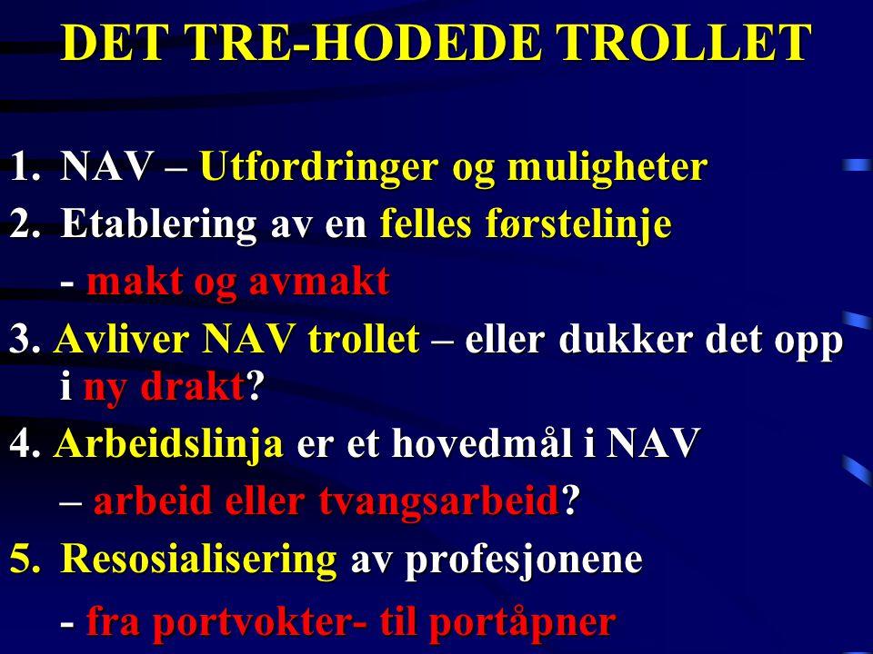 DET TRE-HODEDE TROLLET